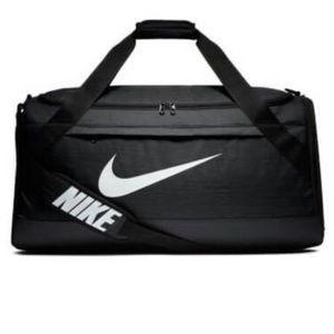 Nike Brasilia Large Black Training Duffle bag